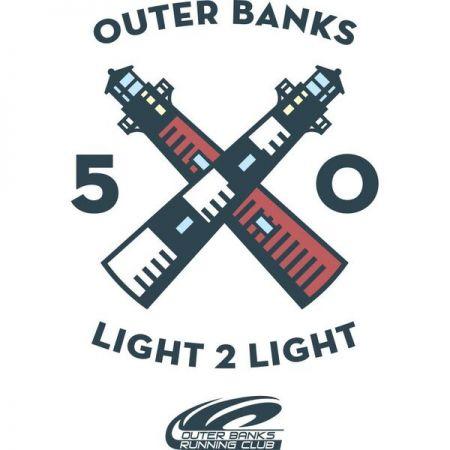Outer Banks Running Club, Light 2 Light 50