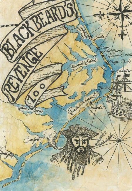 Outer Banks Center For Wildlife Education, 2021 Blackbeard's Revenge 100 Mile, 100K, and Relay