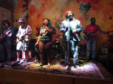Outer Banks Brewing Station, Adwela and the Uprising