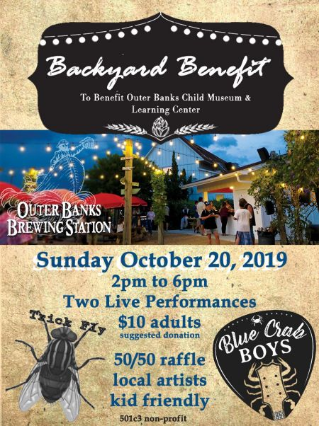 Outer Banks Brewing Station, Backyard Benefit