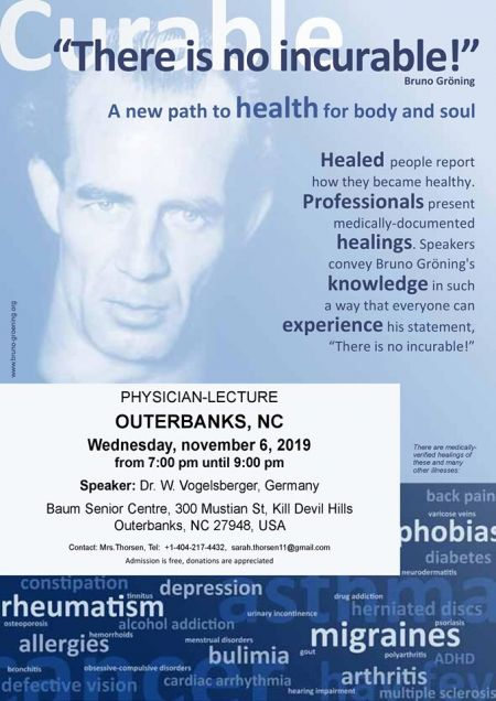 OBX Events, Natural Healing for Body & Soul