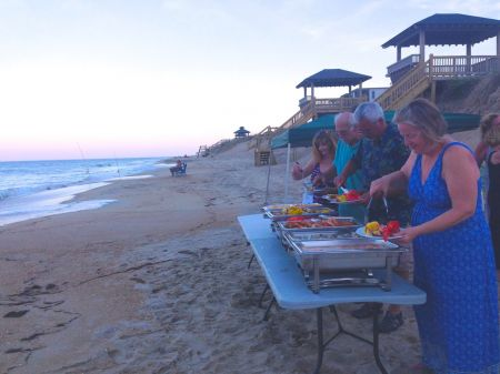 ClamBake OBX & Outer Banks Grocery Stockers, 1st Annual Clam Bake Cook-Off