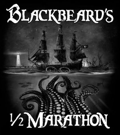 Visit Ocracoke, Blackbeard's Half Marathon, 5k & 10k