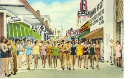 Roanoke Island Festival Park, A History of Bathing Suits in Vintage Advertising