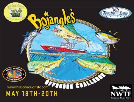 Teach's Lair Marina at Hatteras Landing, N.C. Bojangles Offshore Challenge