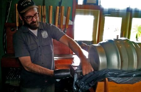 Lost Colony Brewery and Cafe, Cask Tuesday Series