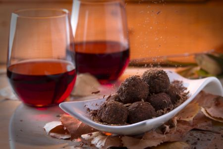 Taste of the Beach, Double Your Pleasure: Wine & Chocolate Pairing at Chip's Wine & Beer