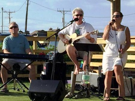 Avenue Waterfront Grille, Ray Evans and Chris Toolan