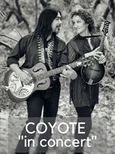 Coyote Music Den, Coyote in Concert