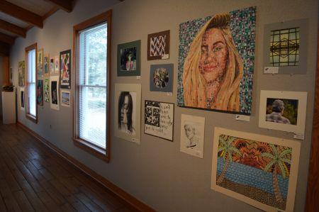 Roanoke Island Festival Park, Dare County High School Art Show