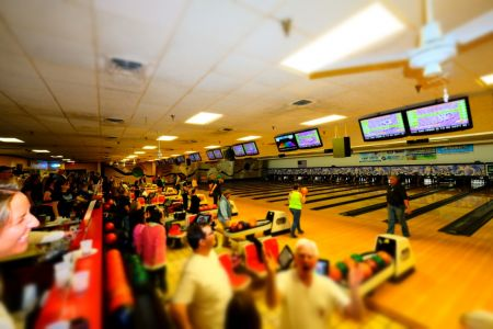 OBX Bowling Center, Nags Head Outer Banks, BOGO Mondays