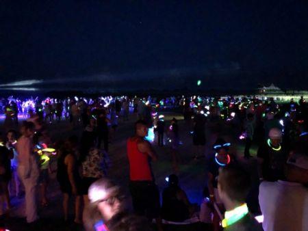 OBX Events, Ocra-Glow Crazy!