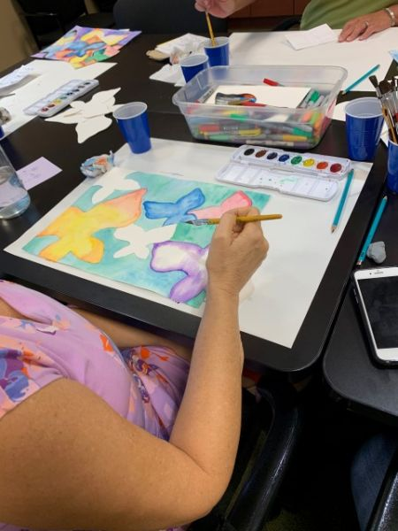 Dare County Arts Council, Expressions of Hope and Healing