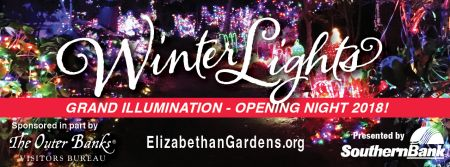 Elizabethan Gardens, Grand Illuminations