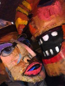 Pocosin Arts School of Fine Craft, Workshop: Giant Street Puppets