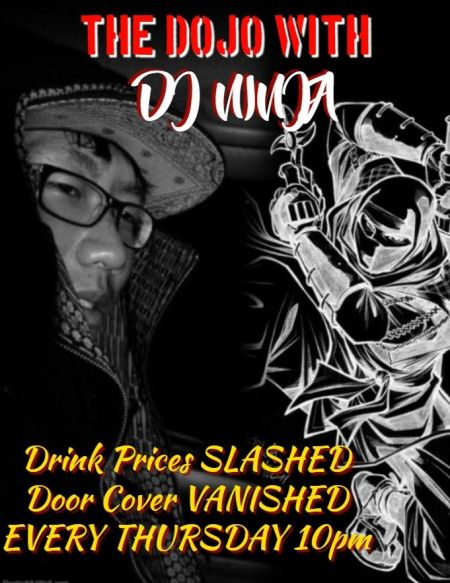 Secret Island Restaurant & Entertainment Outer Banks, The Dojo w/ DJ Ninja