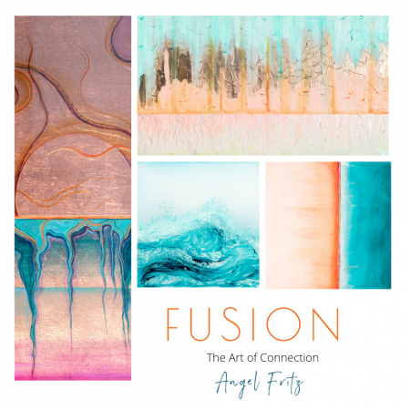 Dare County Arts Council, Angel Fritz Solo Exhibit- FUSION