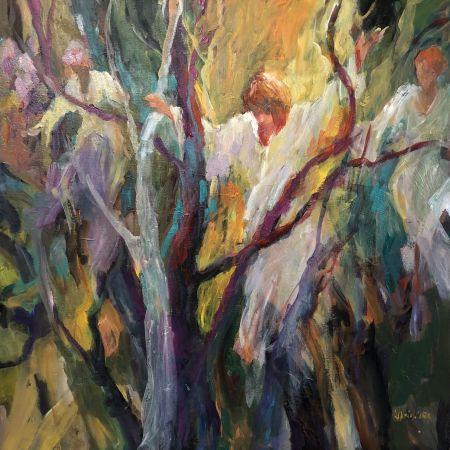 Dare County Arts Council, Gloria Coker Solo Exhibit