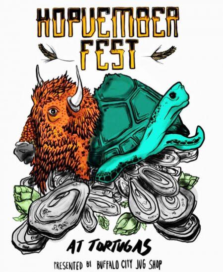 Tortugas' Lie Shellfish Bar & Grille, 4th Annual Hopvember Fest