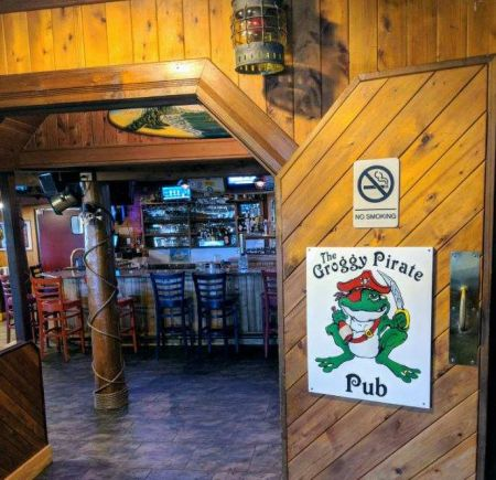 The Froggy Dog Restaurant & Pub, Pirate Karaoke