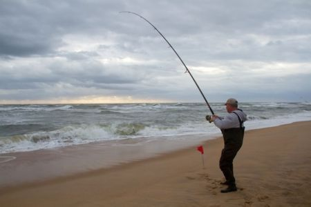 Cape Hatteras Lighthouse, Fish with a Ranger