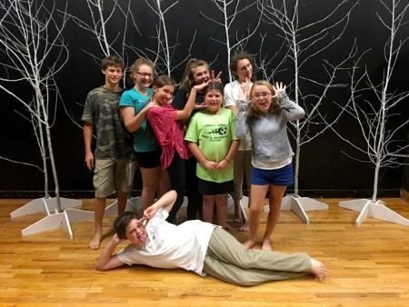 Pocosin Arts School of Fine Craft, Summer Camp: The Voice of Columbia