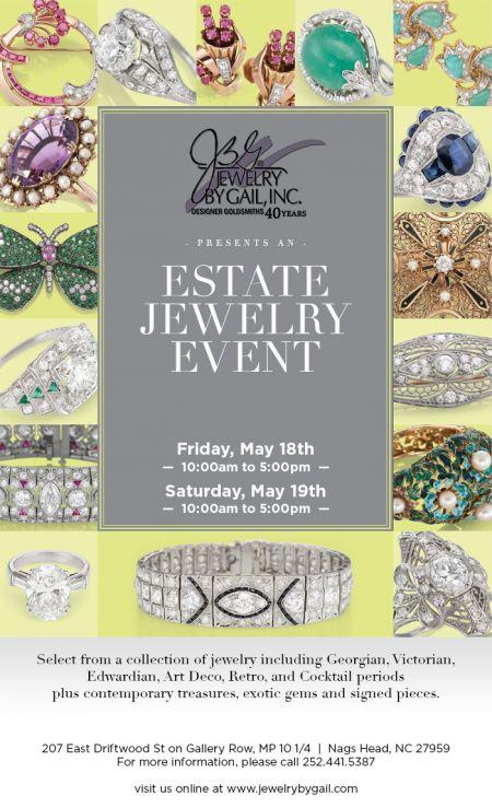 Jewelry By Gail, Estate Jewelry Sale
