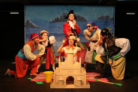 The Lost Colony, Jingle ARRGH the Way! Children's Show