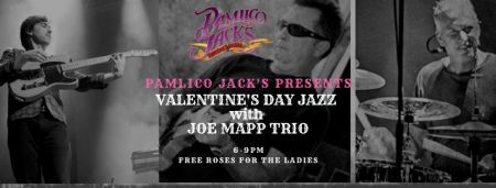 OBX Events, The Joe Mapp Trio Valentine's Day