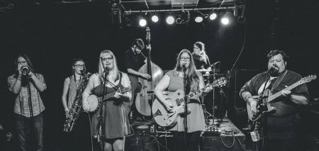 Cotton Gin, The Judy Chops - Acoustic Sunset Concert Series