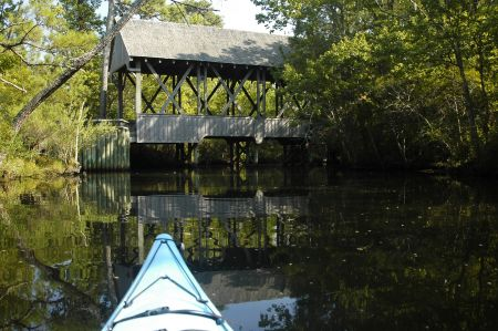 OBX Events, Benefit Paddle Through Kitty Hawk Woods