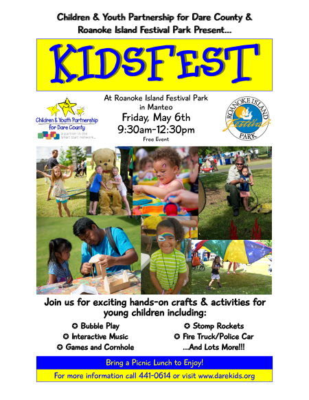 Children and Youth Partnership, KidsFest 2019