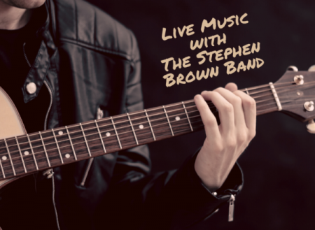Outer Banks Brewing Station, Backyard Music: Stephen Brown Band