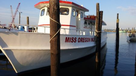 Miss Oregon Inlet Head Boat Fishing, 6th Annual Youth Fishing Tournament