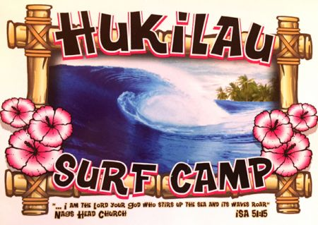 OBX Events, Hukilau Surf Camps - Nags Head Church
