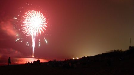 OBX Events, Nags Head Annual Fireworks Spectacular
