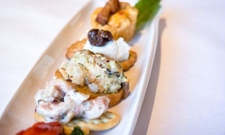 Ocean Boulevard Bistro & Martini Bar, The OB Primer - Taste of the Beach