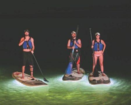Waves Village Watersports Resort, Light Up SUP Thursdays