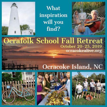 Ocracoke Alive, * Canceled * Ocrafolk School
