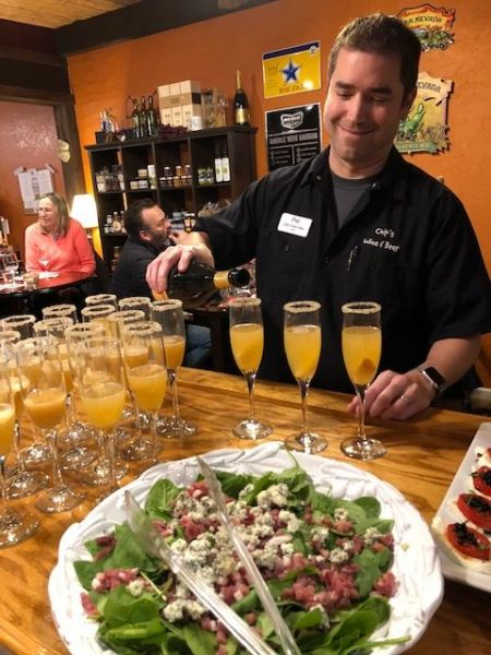 Taste of the Beach, Olive Oil as a Spice: Pairing Oil & Food at Outer Banks Olive Oil Co.