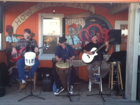 Poor Richard's Sandwich Shop Manteo, Other Brothers LIVE