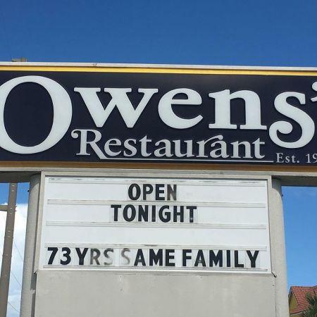Taste of the Beach, *Canceled* Owens' Multi Course Dinner & Wine Tasting