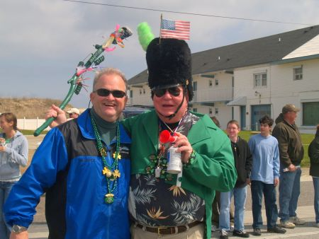 OBX Events, 30th Annual St. Patrick's Day Parade and Celebration