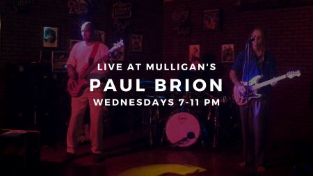 Mulligan's Grille, Paul Brion