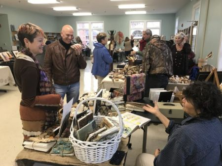 OBX Events, Holiday Artists' Market in Columbia