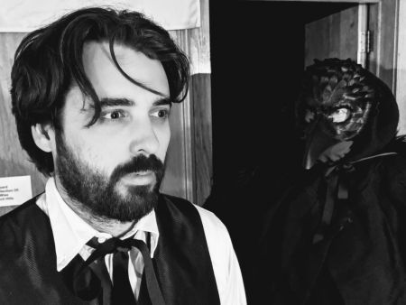 Theatre of Dare, Nightfall with Edgar Allen Poe