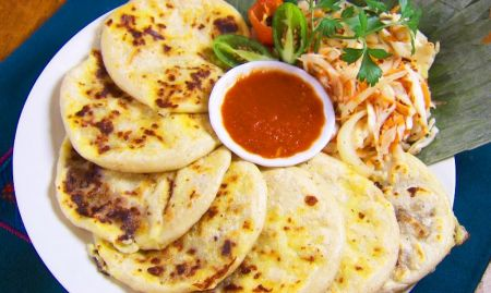Chilli Peppers Grill & Pupuseria, The Art of the Pupusa - Taste of the Beach