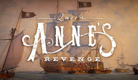 Roanoke Island Festival Park, Queen Anne's Revenge Exhibit