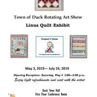 Duck Town Park, Linus Quilt Exhibit