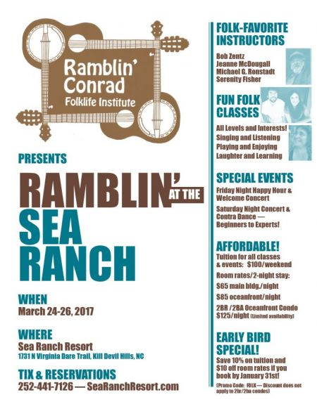 Beachside Bistro, Ramblin' at the Sea Ranch
